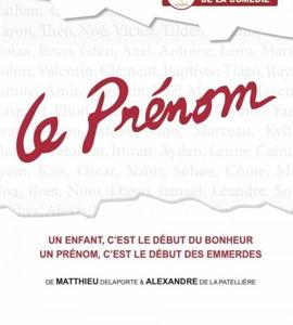 Le prénom, de Matthieu Delaporte et Alexandre de La Patellière