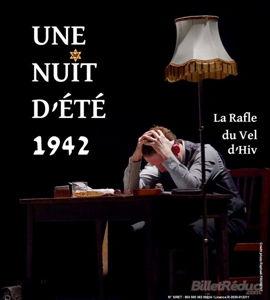 Une nuit d'été 1942, la Rafle du Vel d'Hiv, de Sébastien Pichereau
