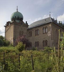Visite guidée de la synagogue avec exposition