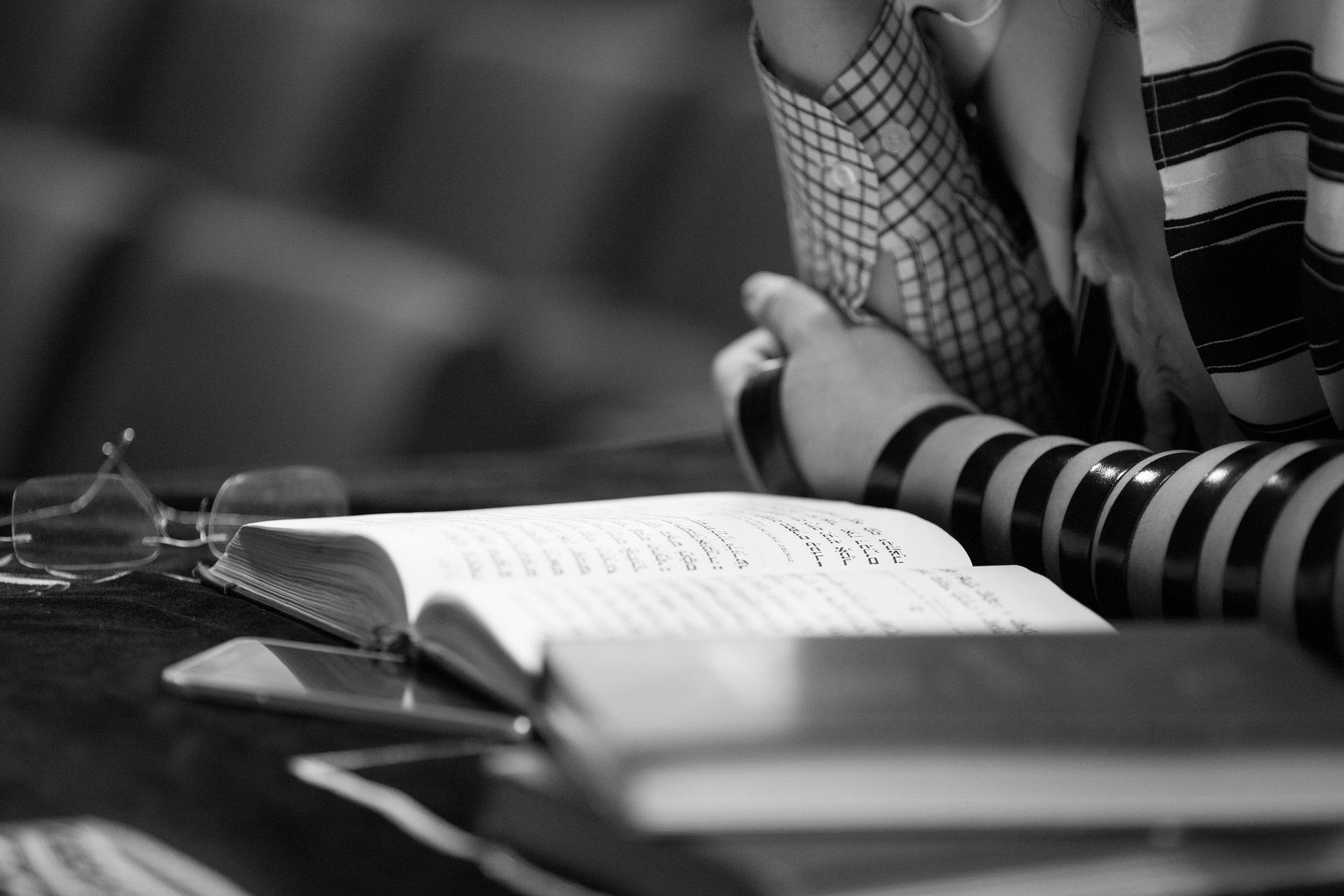 Introduction au Talmud, avec Edouard Robberechts