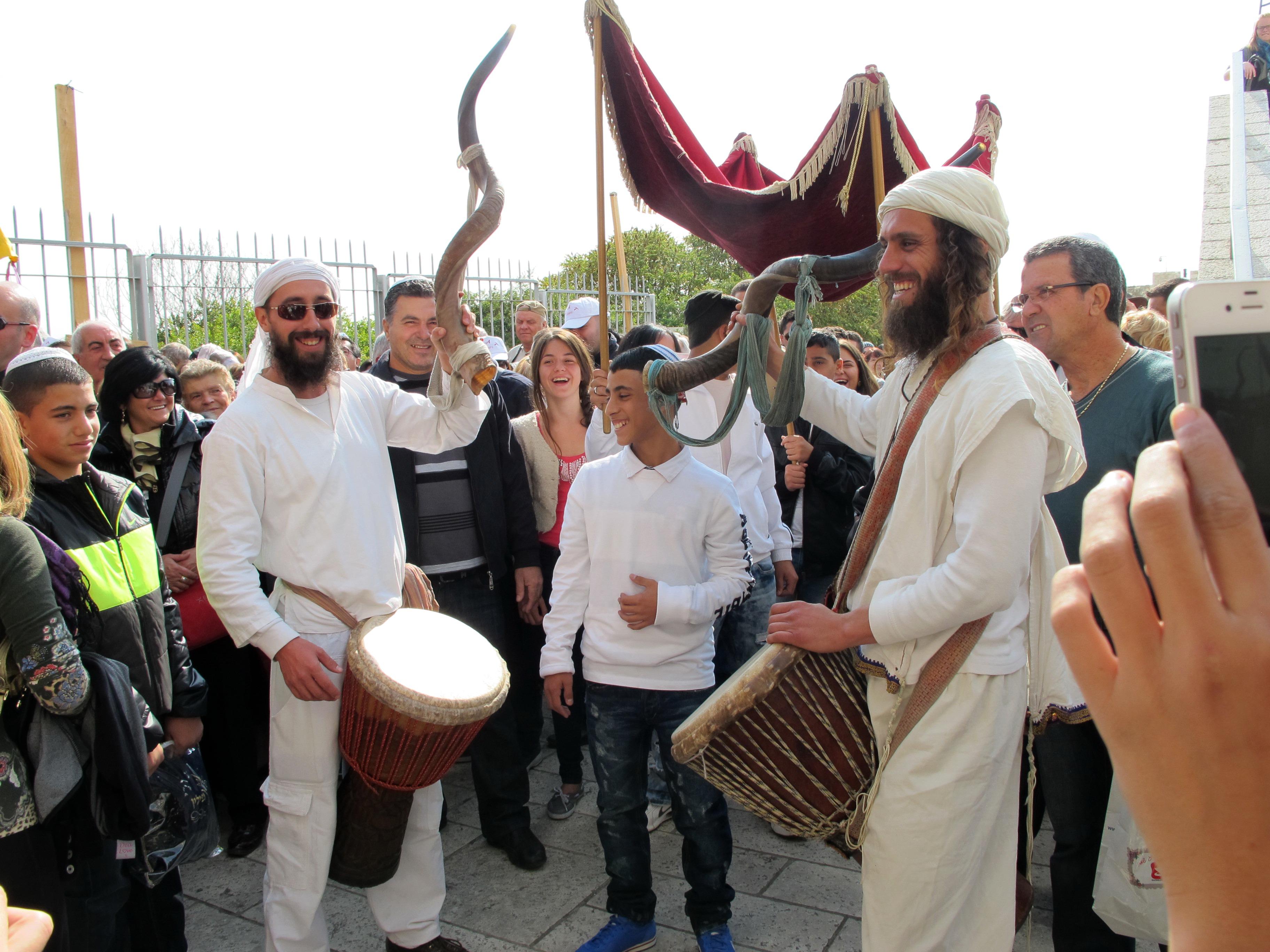 Les fêtes juives, avec Nissim Malka