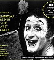 Le mime Marceau : l'histoire d'un artiste juif, résistant et rescapé de la Shoah