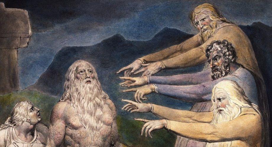 Voyage dans l'univers des Livres du Tanakh – le Livre de Job, avec Raphaël Benizri