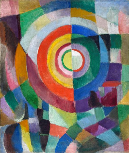 Tourbillon de couleurs, avec Cécile Petitet et Elisabeth Kurztag