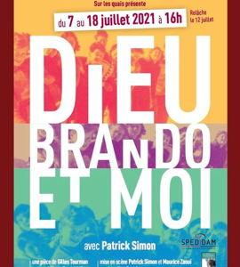 Dieu, Brando et Moi, avec Patrick Simon
