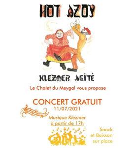 Hot Azoy Klezmer Agité