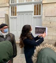Visite du Marais Juif en famille