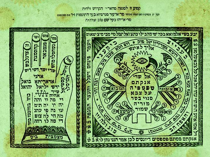 Séminaire mensuel de littérature yiddish: la magie dans la littérature yiddish