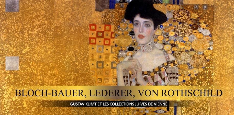 Gustav Klimt et les collections juives de Vienne