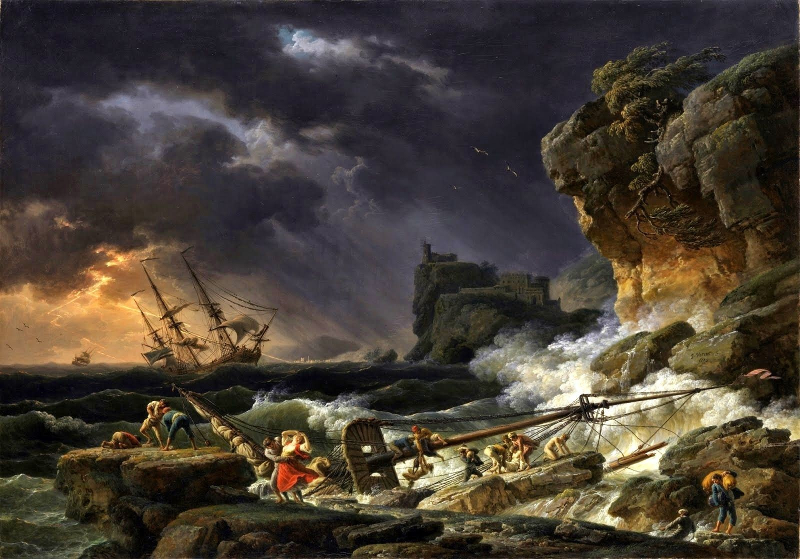Etude de  Psaume 107: ceux qui descendent sur la mer …, avec Yoav Levy