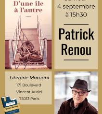 D'une île à l'autre, avec Patrick Renou