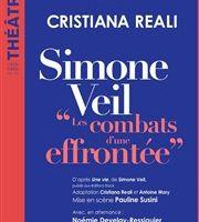 Simone Veil: Les combats d'une effrontée, de Simone Veil, Cristiana Reali, Antoine Mory