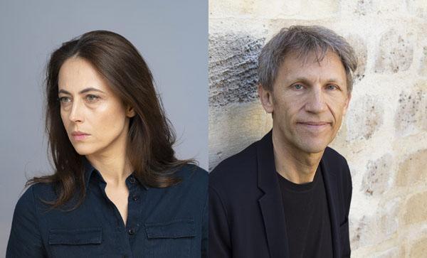 Rentrée littéraire française, avec Anne Berest et François Noudelmann