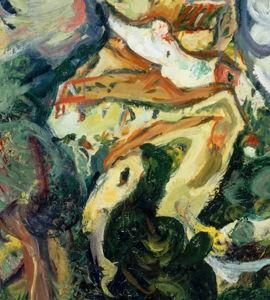 Chaïm Soutine / Willem de Kooning, la peinture incarnée