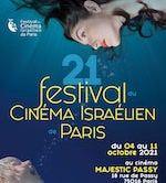 21ème Festival du Cinéma Israélien de Paris