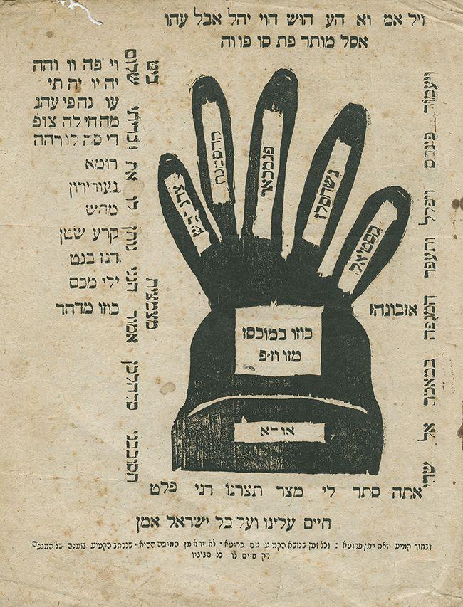 La magie dans la culture yiddish
