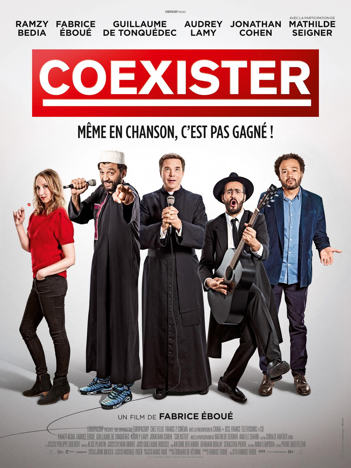 Coexister, de Fabrice Eboué