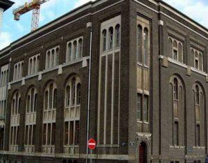Journées du Patrimoine: visite de la Synagogue d'Anderlecht, avec Daniel Rabinovitsj