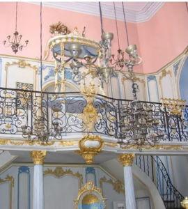 Synagogue, musée juif comtadin