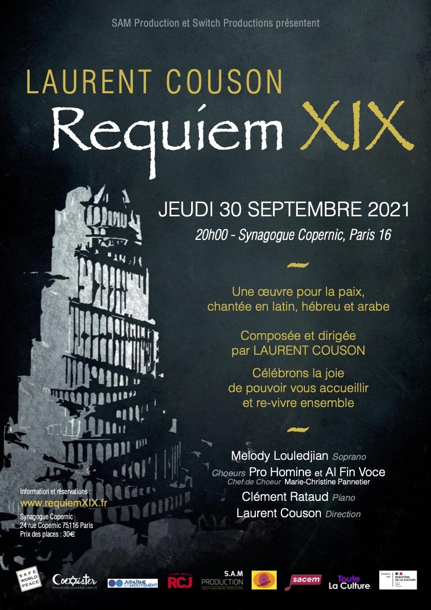 Requiem XIX,  de Laurent Couson