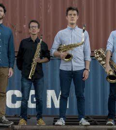 Apéro concert du quatuor Re/sono