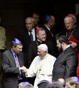 Relations entre Catholiques et Juifs depuis Vatican II, avec Jean-Marc Chouraqui