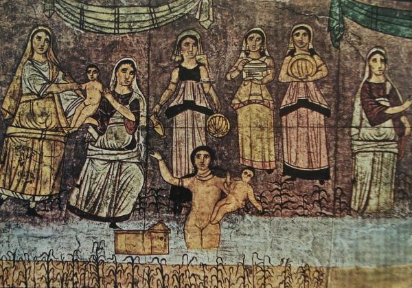 Doura Europos, les premières images de la Bible, avec Sonia Fellous