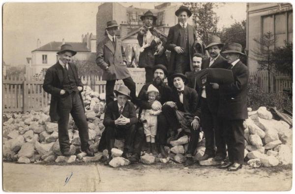 Sur les traces du shtetl perdu de Montparnasse, avec Ingrid Held