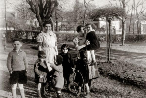 Katy Hazan et les enfants de la Shoah