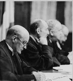 Nuremberg: les nazis face à leurs crimes, de Christian Delage
