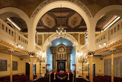 Synagogue Deloye à Nice