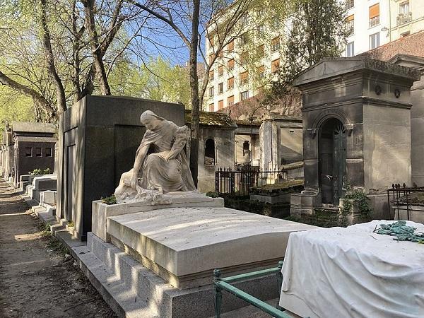 Histoire juive du cimetière de Montmartre, avec Ania Guini-Skliar