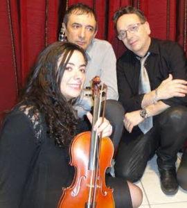 Concert du Trio Klezmassia