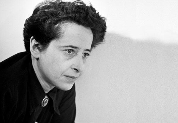 Un dimanche avec... Hannah Arendt