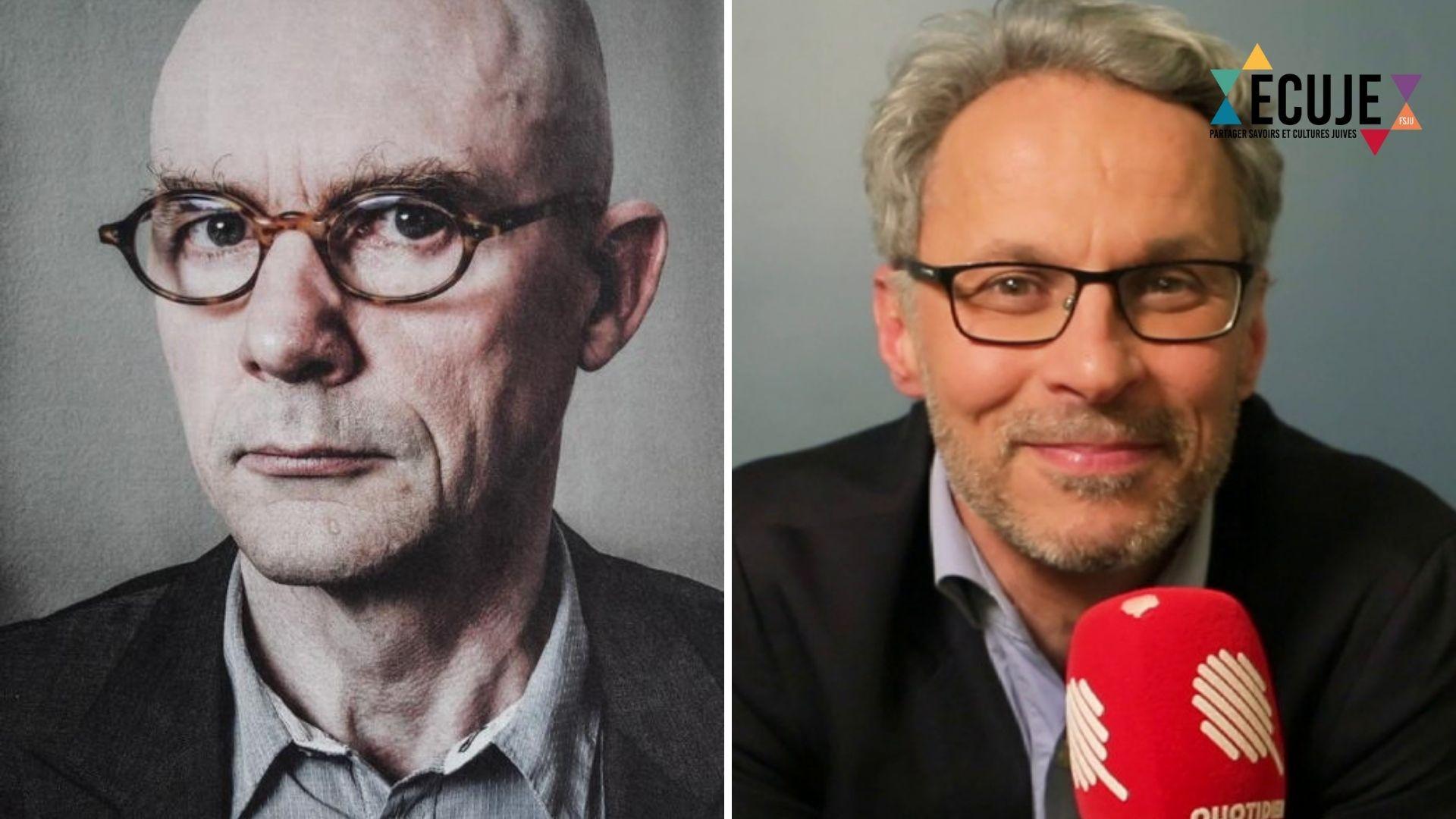 Rencontre croisée avec Christophe Donner et Iannis Roder