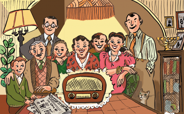 Radio Brooklyn, par  L'Oreille à Plumes