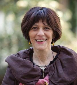 Remise du prix Yidl Korman à Astrid Ruff