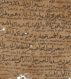 La notion de judéo-berbère dans les recherches sur les langues berbères et juives, avec Nacira Abrous et  Cyril Aslanov