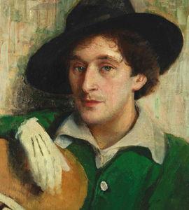 Connaissez-vous Chagall? Les autoportraits d'un enfant chéri de la modernité