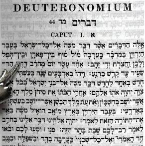 La Torah, le Deutéronome et les lois deutéronomiques: répétitions ou nouveautés?, avec Liliane Vana