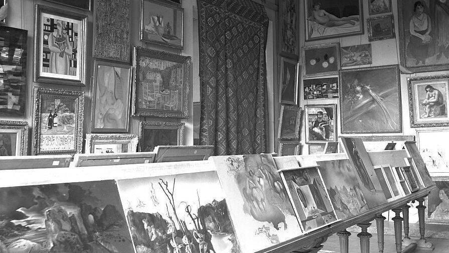 La recherche et la restitution des biens culturels spoliés pendant la dernière guerre, avec David Zivie