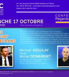 Notre rapport aux écrans, avec Michel Desmurget et Michaël Azoulay