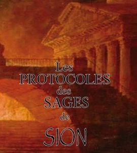 Le protocole des sages de Sion, par Robert Lloancy