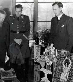 Spoliation nazie: trois chefs-d'œuvre miraculés, de Rachel Kahn et Olivier Lemaire