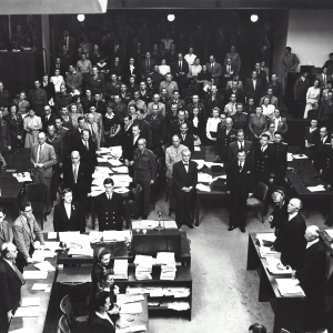 Nuremberg, les coulisses d'un «procès-spectacle», avec Sylvie Lindeperg
