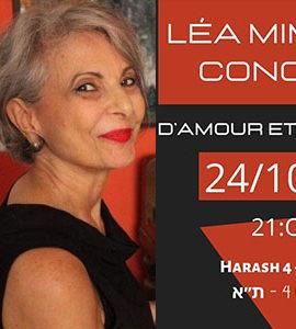 D'amour et de swing, avec Léa Mimoun