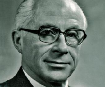 Robert Falco et Georges Albertini
