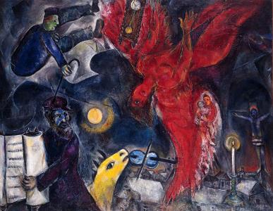 La chair: en manger, par Marc Israël
