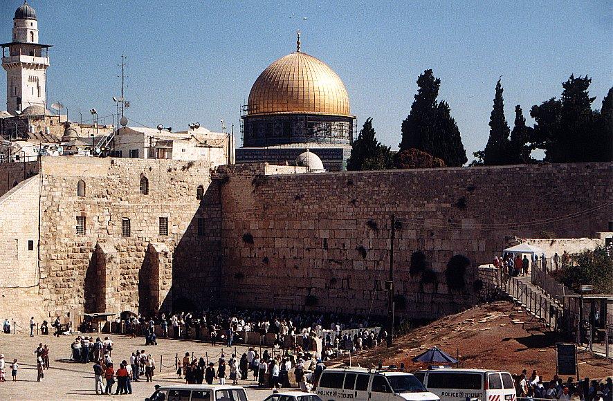 Voyage au coeur de Jérusalem