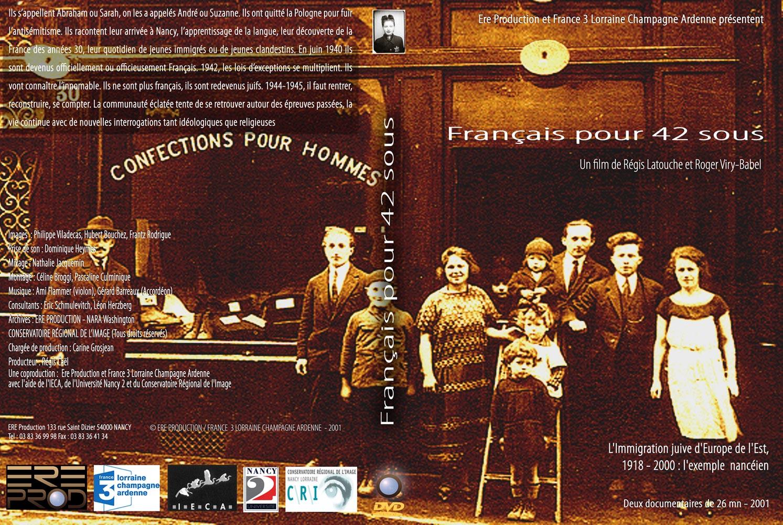 Français pour 42 sous, de Roger Viry-Babel et Régis Latouche